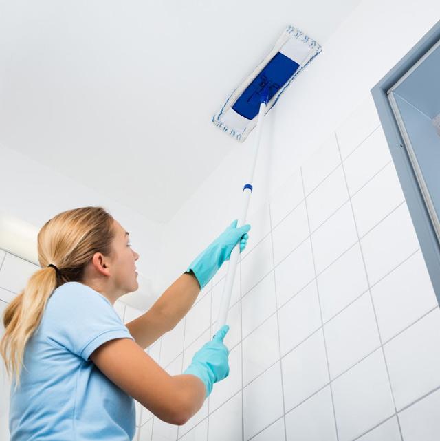 Nettoyage des plafonds